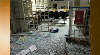 Grupo explode agência dos Correios em Desterro, no interior dada Paraíba
