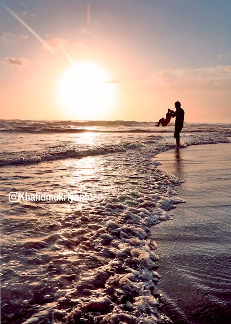 9 tips cara memotret di pantai