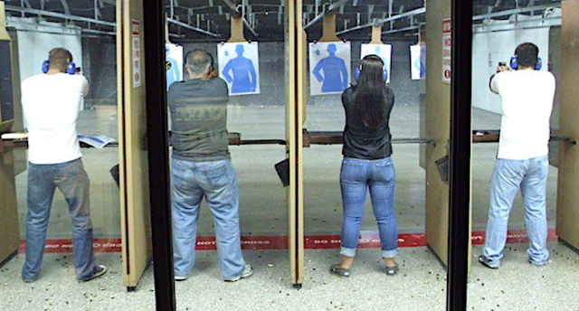 'Muslim-free' gun range fights to exclude members of terror-linked group