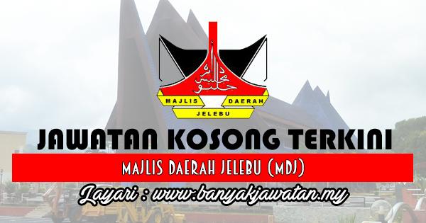 Jawatan Kosong 2017 di Majlis Daerah Jelebu (MDJ) www.banyakjawatan.my