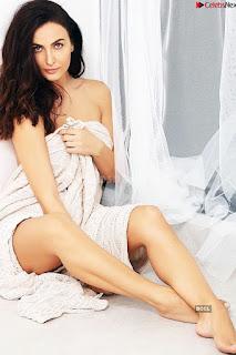Elli Avram   Girlfriend of hardik Pandya  Elli Avrram in Bikini ~ .xyz Exclusive 007.jpg