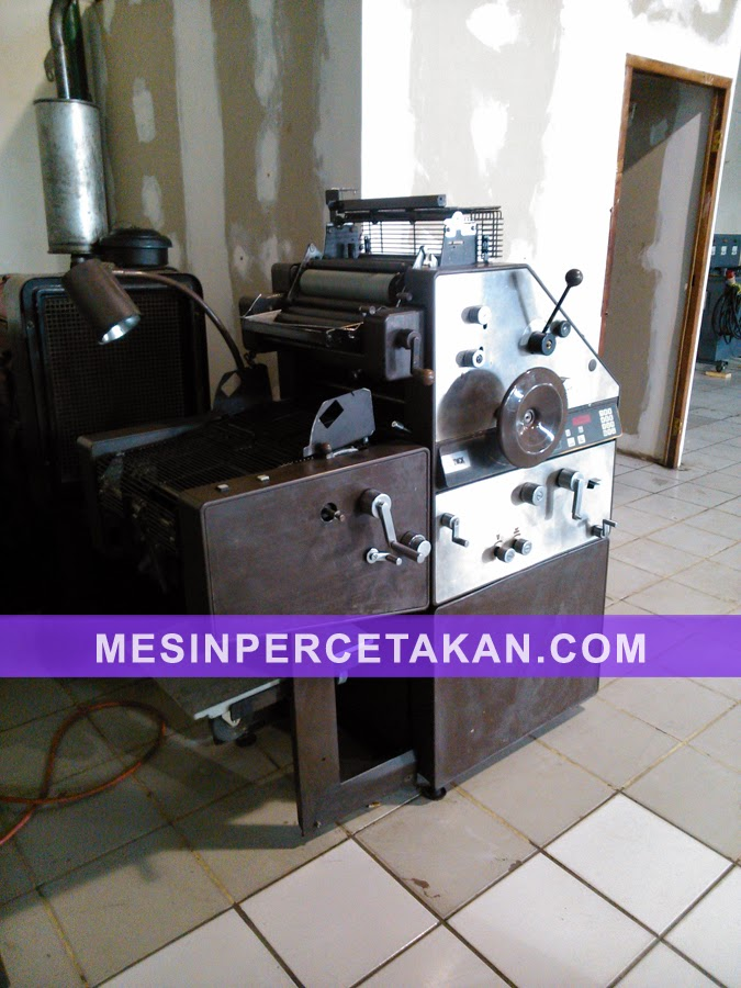 mesin cetak abdick 9840