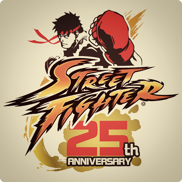 Street Fighter completa 25 anos