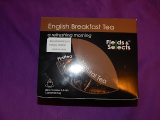 Review - English Breakfast Tea