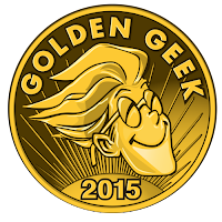 Golden Geek Award 2015