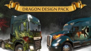 Dragon Truck Design DLC