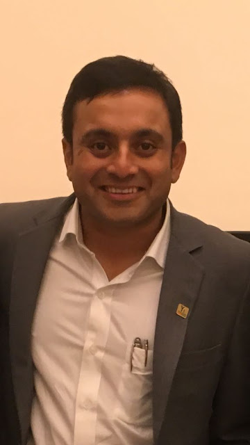 Sandeep Rathi, elected Chair for Yi Hyderabad Chapter 2017-18