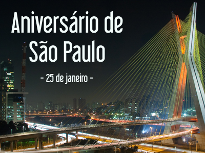 São Paulo: 464 anos