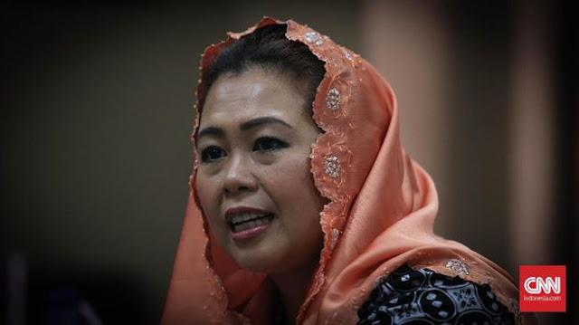 Yenny Wahid: Suara NU Tak Akan Bulat Pilih Jokowi