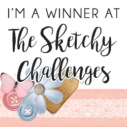I won at The Sketche Challenge!