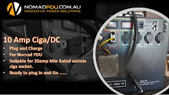 10amp Ciga/Dc Option