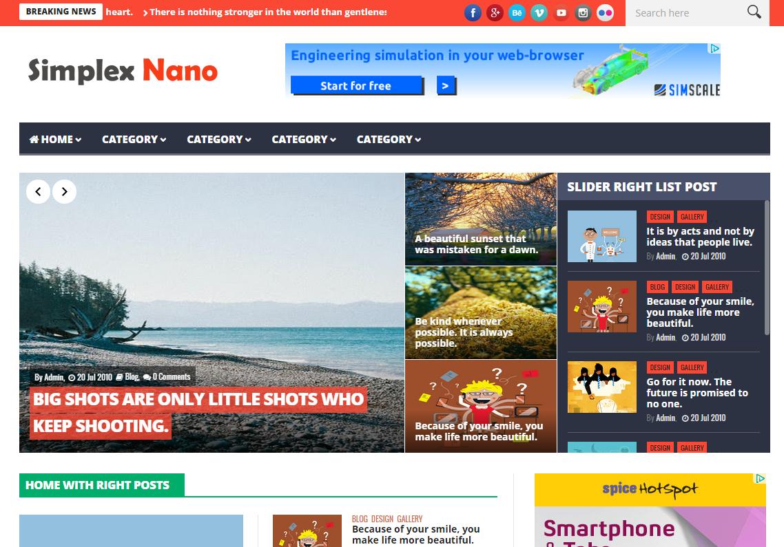 Ungewöhnlich Blog Vorlage Kostenloser Download Ideen - Entry Level ...