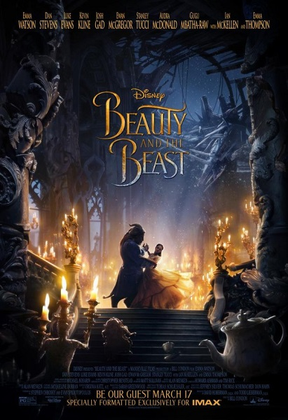 Film Beauty and the Beast 2017 Bioskop