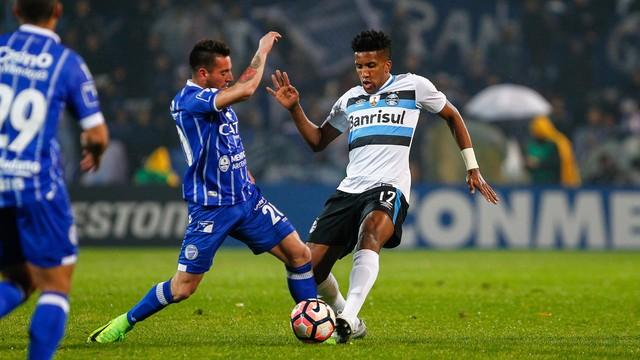 Horário do jogo Grêmio x Godoy Cruz agita a Libertadores 2017 - 09/08/2017