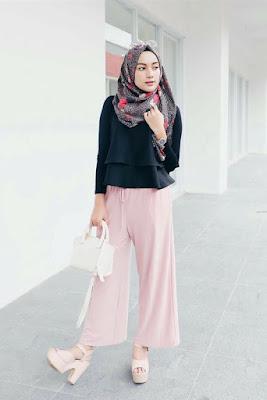 hijab casual zaskia adya mecca supe rmanis dan cute