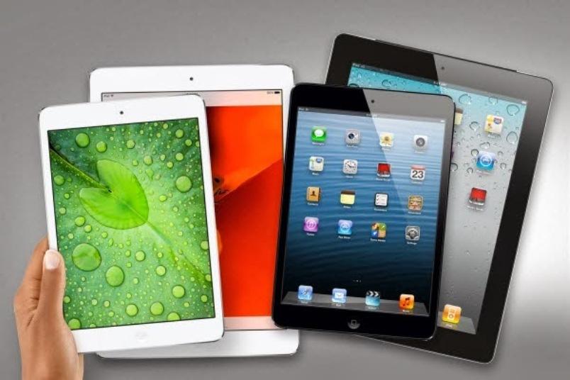 Beda iPad Mini 2, iPad Mini 4, iPad Air 2, iPad Pro 9.7 dan iPad Pro 12.9