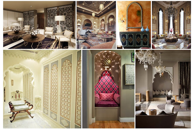 Oriental Decor For A Luxury Home