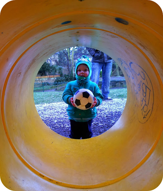 fun in the park, park in winter, ellington park
