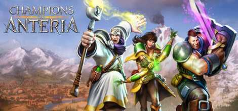 Champions of Anteria Crack Free Download