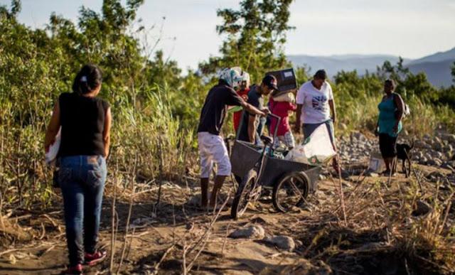 Entre peligros y percances: las trochas que usan los venezolanos para llegar a Colombia