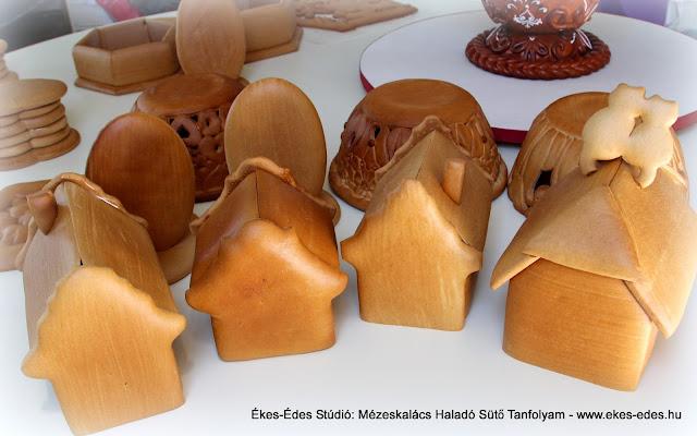 térbeli mézeskalácsok