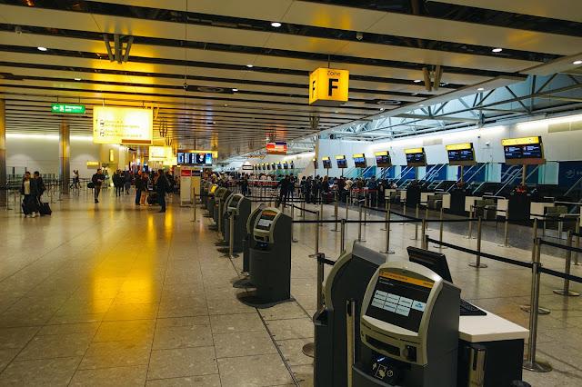 ロンドン・ヒースロー空港(London Heathrow Airport)