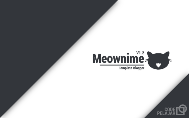 MeowNime Version 1.2 - Documentation