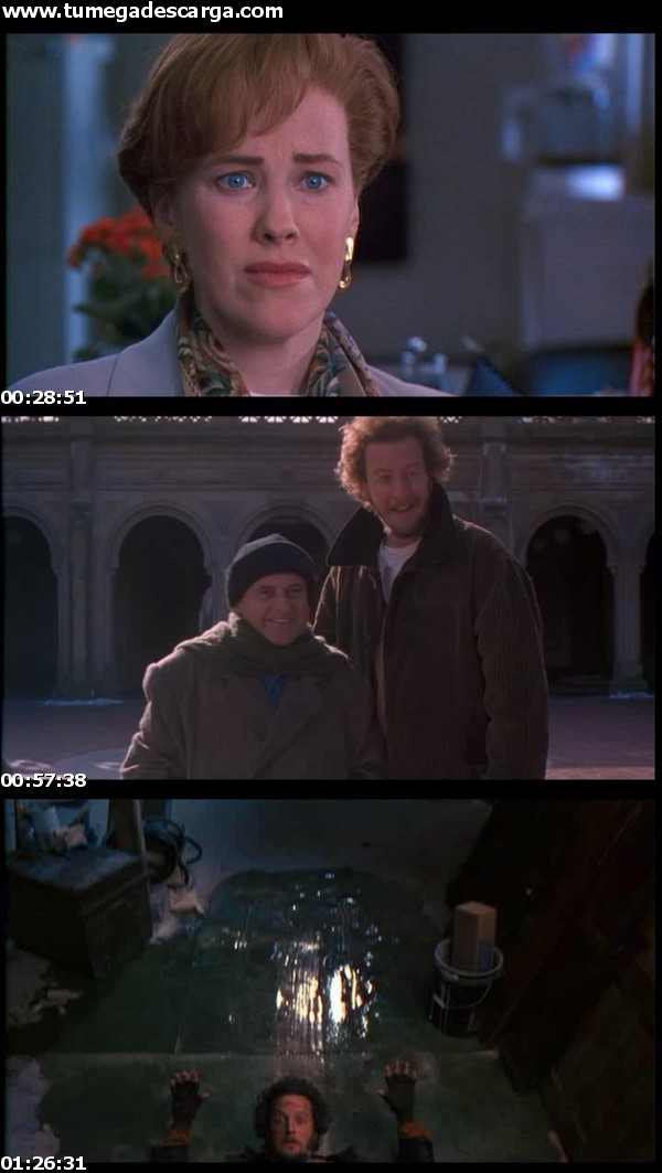 Solo en casa 2: Perdido en Nueva York (1992)