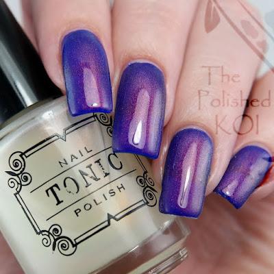 Tonic Polish Apotheke Swatch