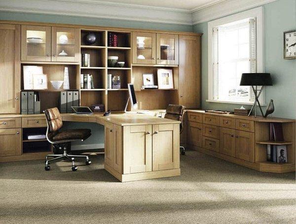 solid oak office furniture. Solid Royal Oak Executive OFFICE FURNITURE Home Online   Best