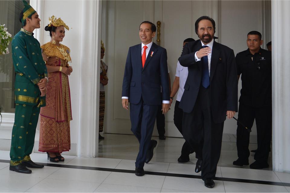Surya Paloh Sebut Indonesia Butuh Jokowi
