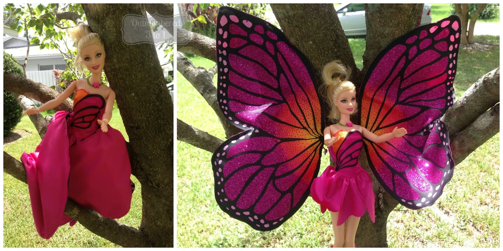 Barbie Mariposa and The Fairy Princess DVD Viewing Party
