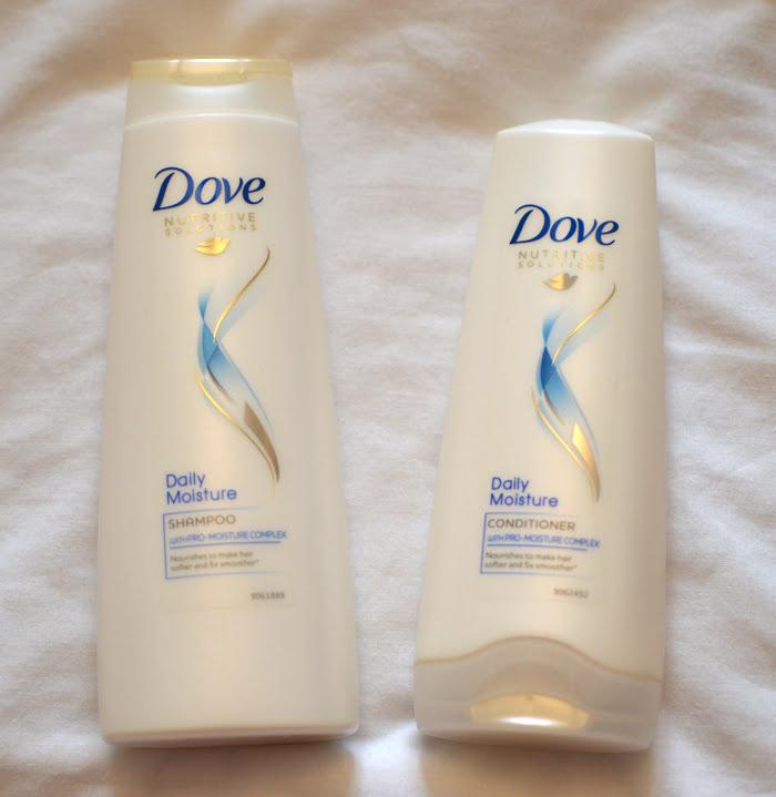 Dove Shampoo & Conditioner
