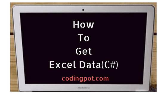 C# read excel file