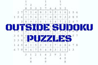 Outside Sudoku Variations Puzzles