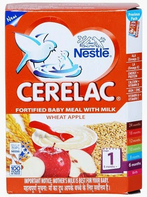 Cerelac Baby Food Review India