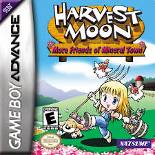 Download Harvest Moon More Friends of Mineral Town GBA ISO PC Games Full Version ZGASPC