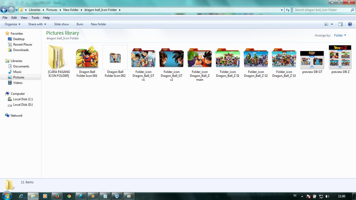Kumpulan Icon Pack Untuk Windows 7 Rungon E