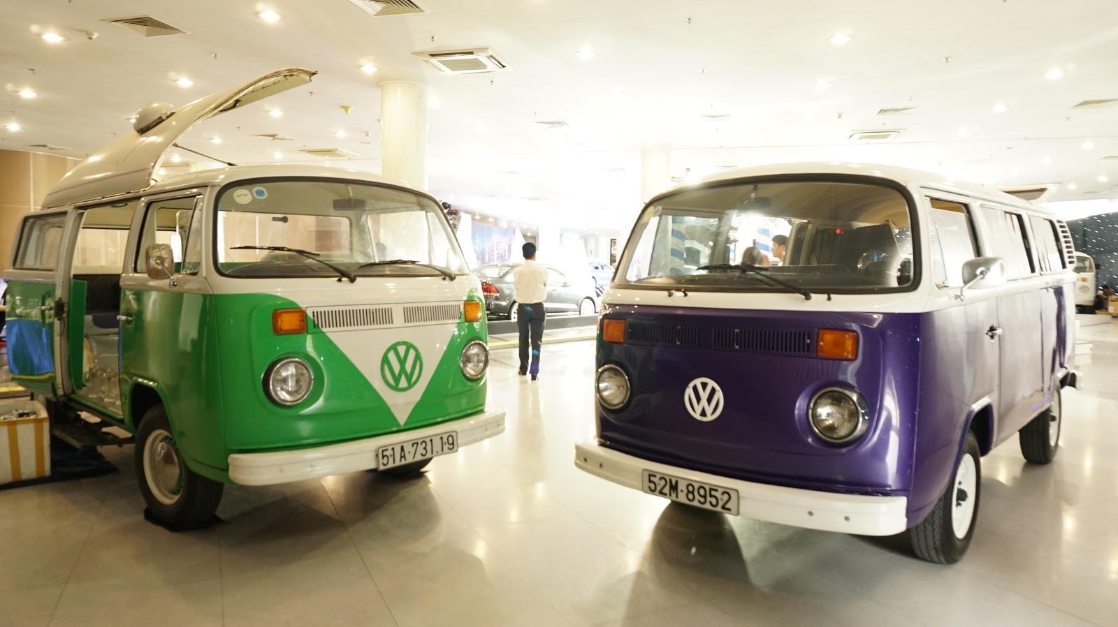 Chẳng ai còn lạ gì những chiếc Volkswagen Kombi tung hoành ngang dọc miền Nam một thời