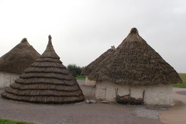 עוד תמונה של הכפר המשוחזר