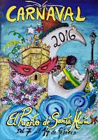 Carnaval de El Puerto de Santa María 2016 -  En la luna  - Davinia de Paula Gallardo