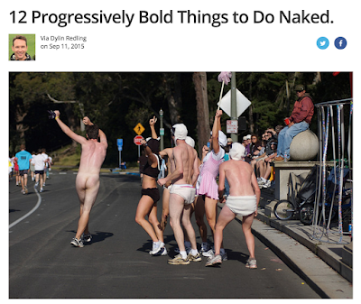 Amusing opinion fun things to do naked well told
