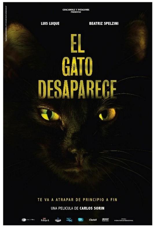 El Gato Desaparece DVDRip Latino