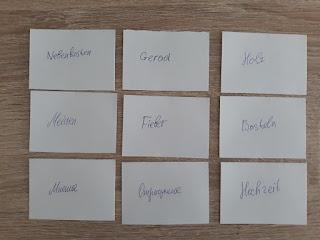 Как быстро выучить немецкие слова?
