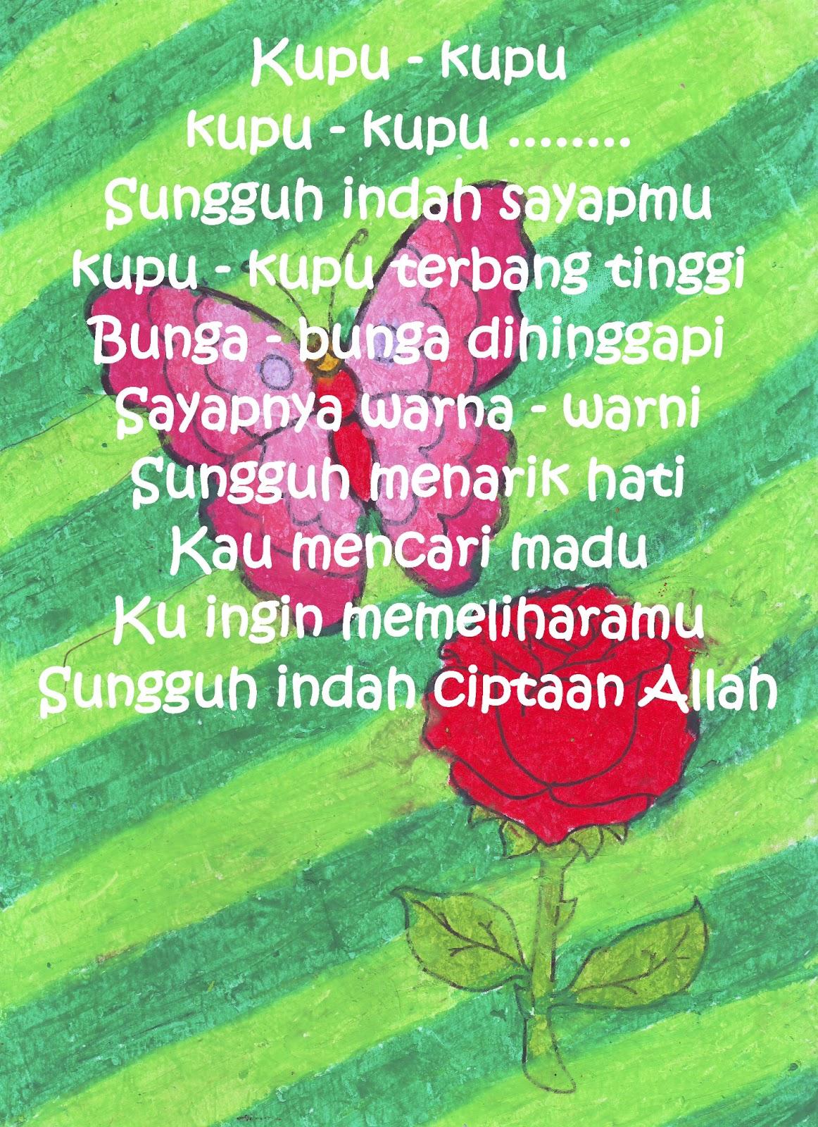 Contoh Puisi Bunga : contoh, puisi, bunga, Kumpulan, Puisi, Cinta, Mutiara