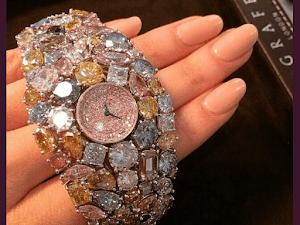 El reloj más caro del mundo en el 2018