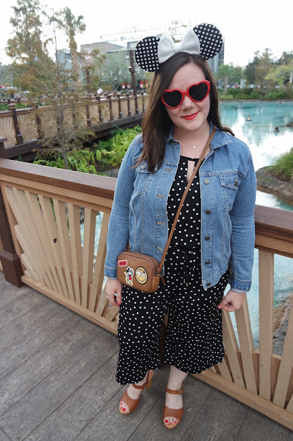 Sequins and Skulls: My Disney Uniform