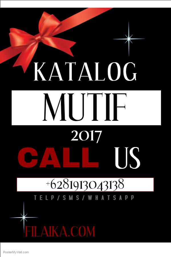 Katalog Mutif 2017