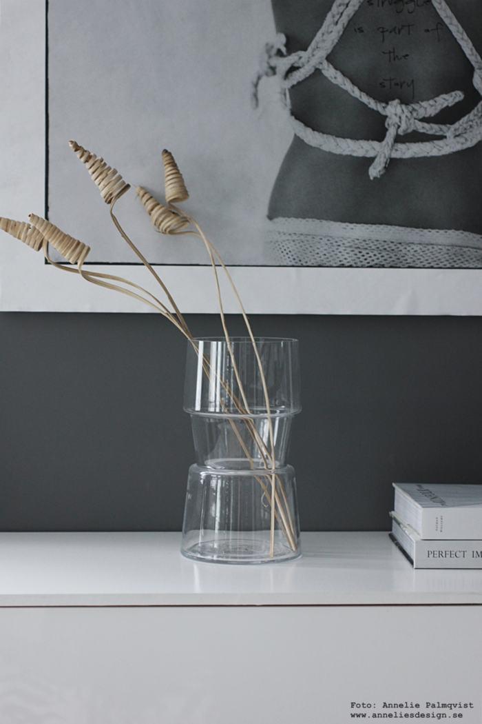 annelies design, webbutik, vas, vako, smaelta, revel, spiralblomma, spiralblommor, dekoration, torkade växter