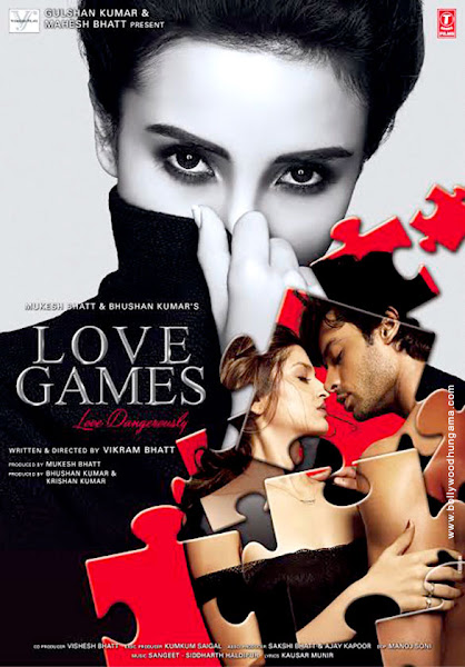 Love Games (2016) Movie Poster No. 1